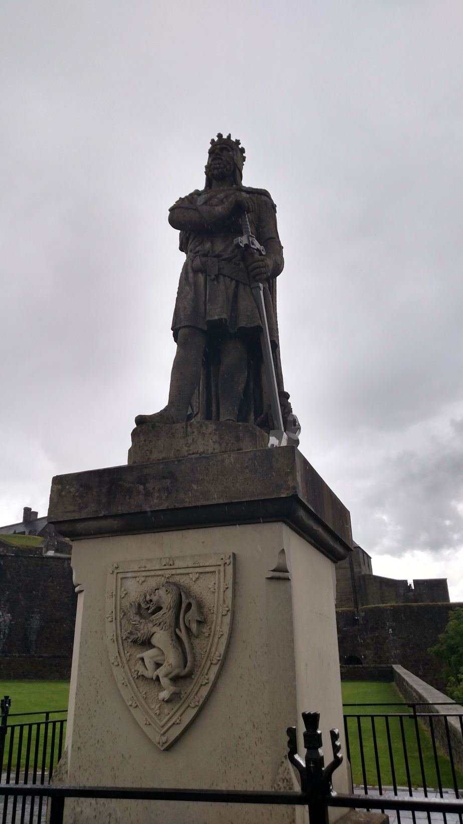 Stirling Castle and Wallace Monument (Day 9)