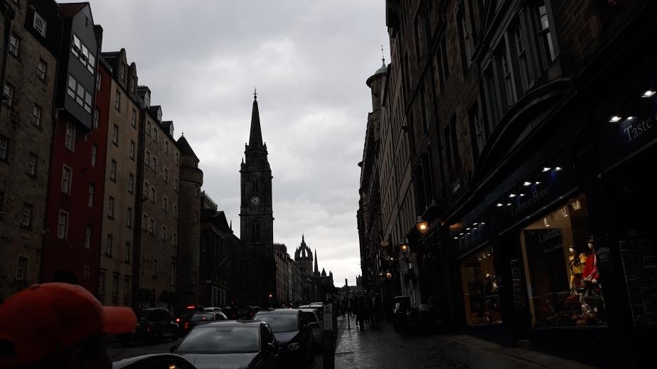 Scotland Trip Day1