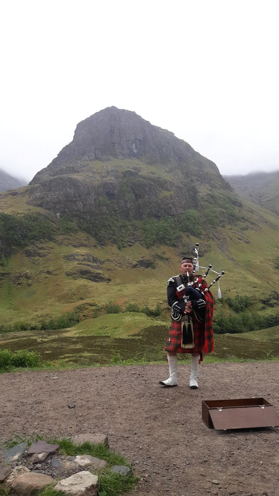 Glens, Trains and Waterfalls- Scotland Trip Day4