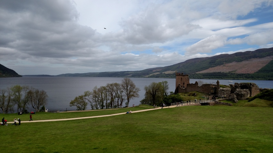 In Search of Nessie- Scotland Day 6