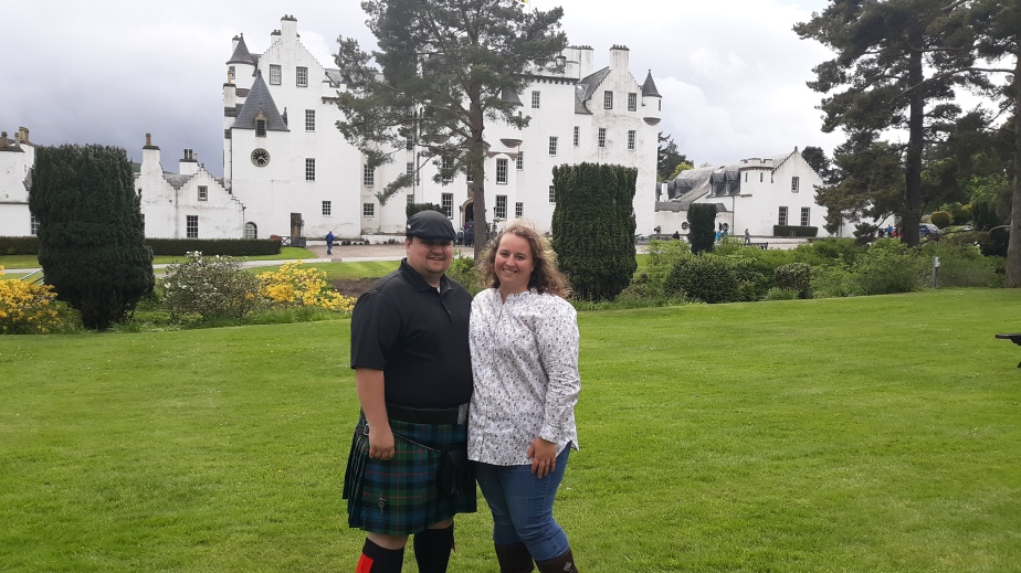 Atholl Highlanders Gathering (Days 7 & 8)